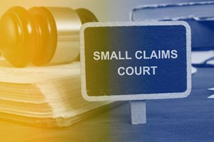 small claims court paralegal